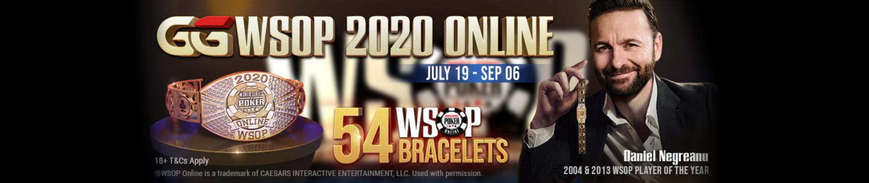 GG Poker WSOP