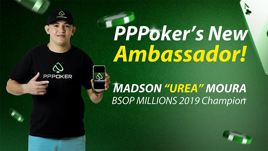 pppoker madson moura