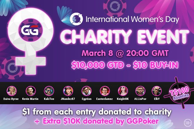 Women's Day Charity Event