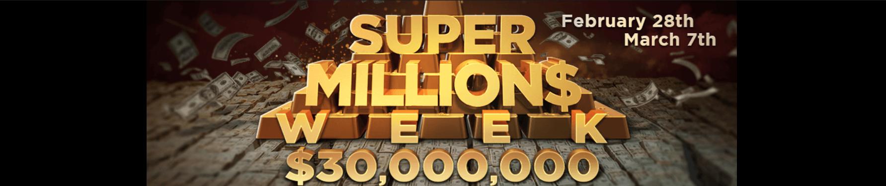 Super Million$ Week