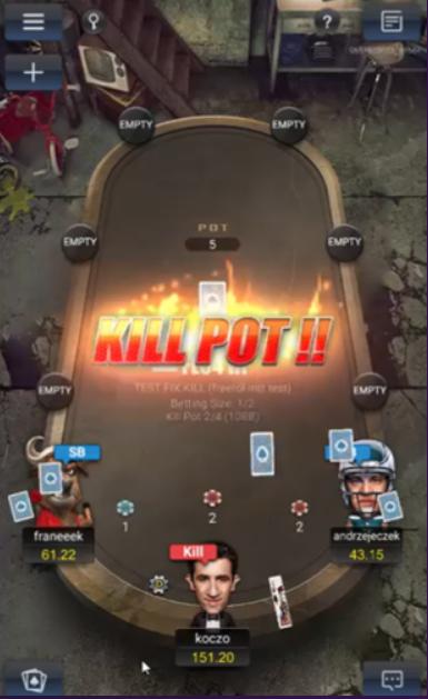 kill pot