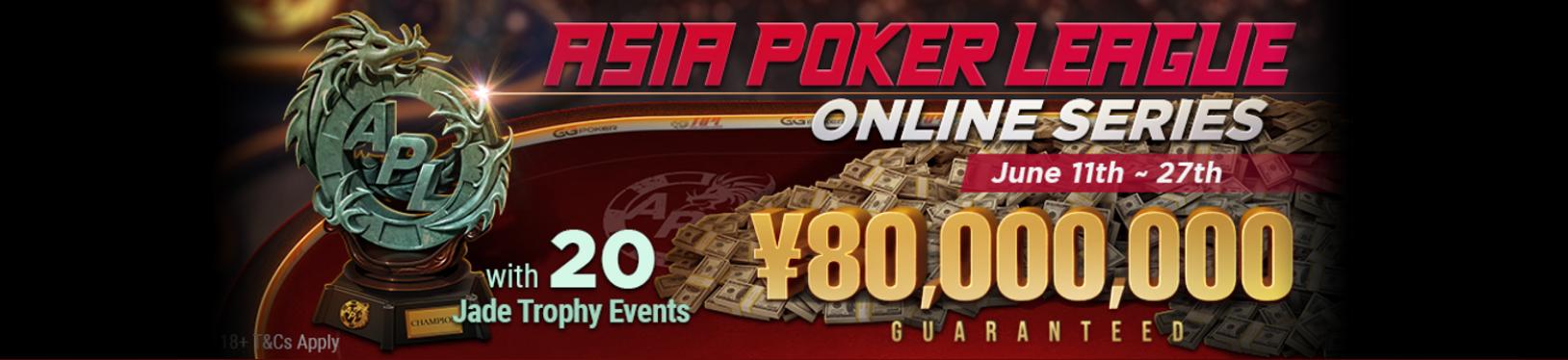 asia poker league