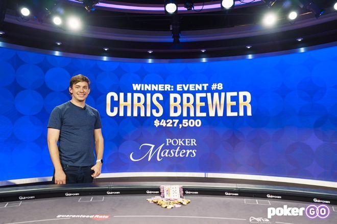 Крис Брюэр выиграл турнир за $25 000